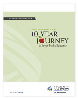 QEA 10-Year Report Cover