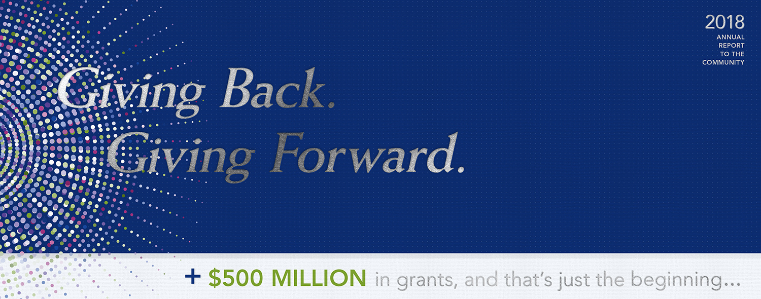 Community Foundation for Northeast Florida Annual Report