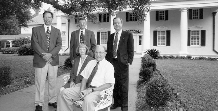 Suwannee Valley Community Foundation Founders