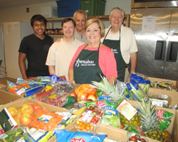 Barnabas Food Pantry Volunteers