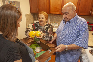 Jewish Family & Community Services's Senior Food program